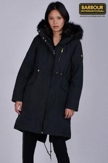 Barbour® International Waterproof Touchdown Coat