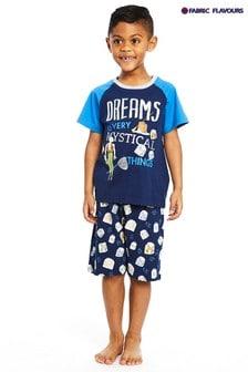 Fabric Flavours Blue BFG Dreams Pyjamas