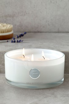 Spa Retreat 3 Wick Candle