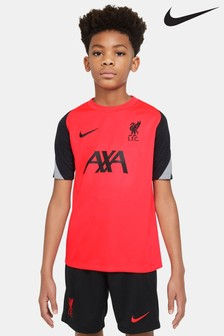 Nike Red Liverpool Strike T-Shirt
