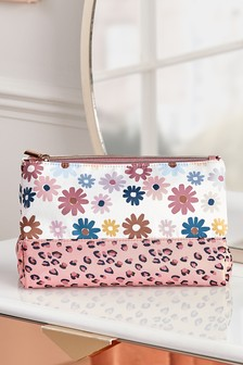 Animal Folding Cosmetics Bag