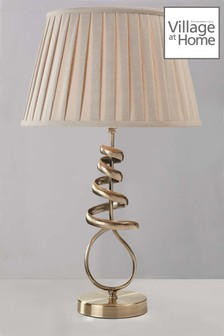 Alamina Table Lamp by Village At Home