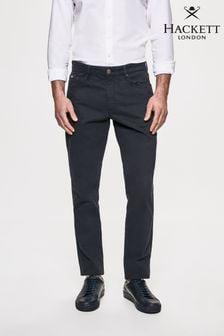 Hackett Blue Trinity 5 Pocket Trousers