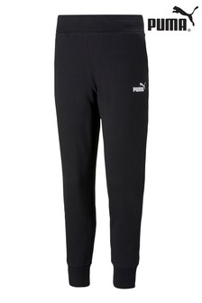 Puma Black Essentials Joggers