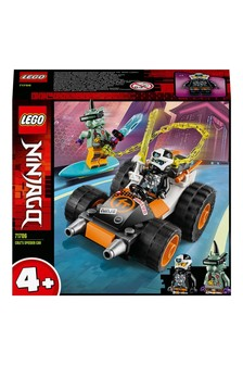LEGO 71706 NINJAGO 4+ Cole's Speeder Car Building Set
