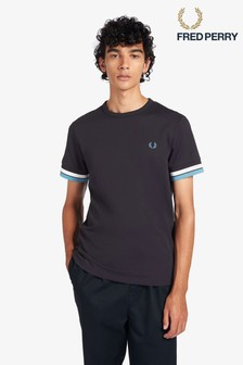 Fred Perry Bold Tipped Sleeve T-Shirt