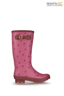 Regatta Purple Lady Fairweather II Wellies