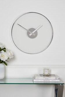 Gloucester Glass Wall Clock