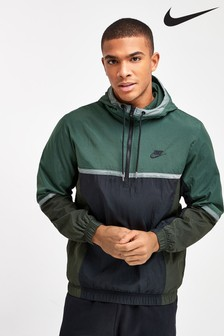 Nike Sportswear Colourblock 1/2 Zip Jacket