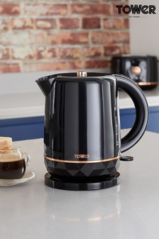 Textured Detail Kettle by Tower