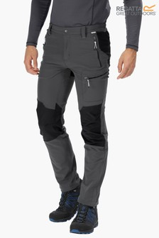 Regatta Grey Questra Ii Softshell Trousers