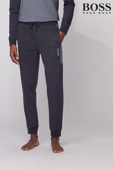 BOSS Blue Tracksuit Pants Joggers