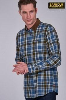 Barbour® International Steve McQueen Hilts Check Shirt