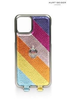 Kurt Geiger London Pink iPhone 11 Case