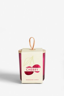 Cherry Boxed Candle