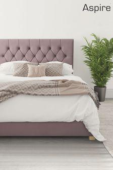 Blush Aspire Olivier Ottoman Bed