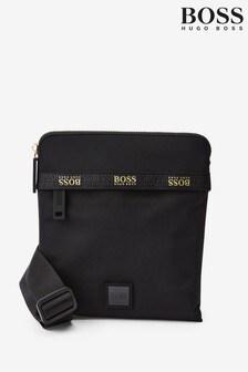 BOSS Black Pixel Envelope Bag