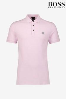 BOSS Pink Passenger Poloshirt