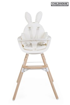Rabbit Cushion Jersey White