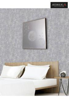 3D Dandelion Print Mirror by Arthouse