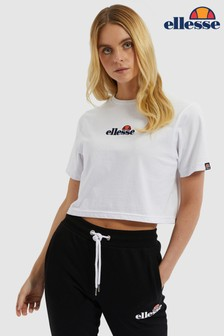 Ellesse White Fireball T-Shirt