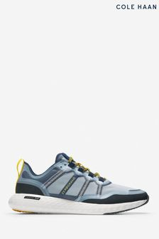 Cole Haan Grey Zerogrand Outpace Runner Sports Shoes