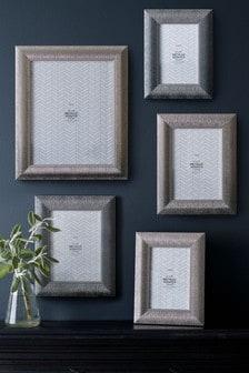 Set Of 5 Metallic Frames