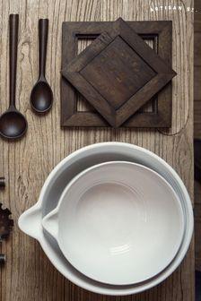 Artisan Street 25cm Ceramic Mixing And Serve Bowl