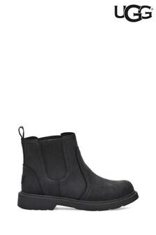 UGG® Black Bolden Chelsea Gusset Boots