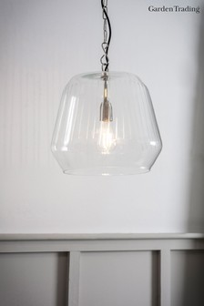 Gosforth Pendant Large Light by Garden Trading