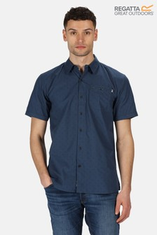 Regatta Dalziel Printed Shirt