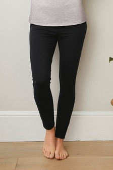 Black/Grey 2 Pack Thermogen Leggings