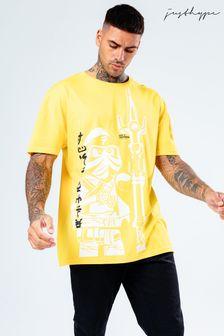 Hype. LEGO® Ninjago Nya Mens Oversized T-Shirt
