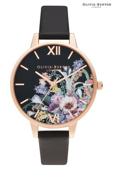 Olivia Burton Enchanted Garden Vegan Watch