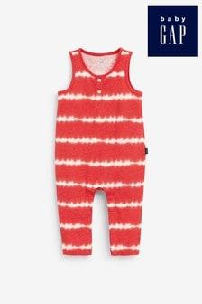 Gap Baby Tie Dye Rompersuit