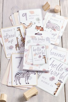 Baby's First Moment Cards