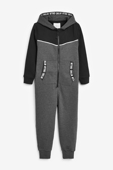 Monochrome Sweat All-In-One (3-16yrs)