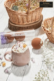 Gourmet Chocolate Hot Chocolate Bombes
