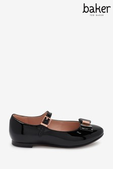 Baker by Ted Baker Black Mary Jane Shoes