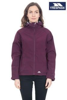 Trespass Purple Aviana - Female Softshell Jacket TP75