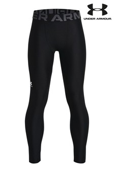 Under Armour Black HeatGear Leggings