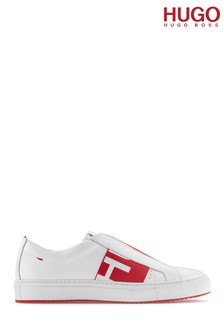 HUGO Red Futurism Trainers
