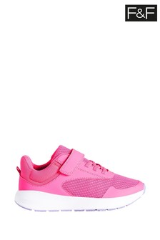F&F Younger Girl Pink Runners