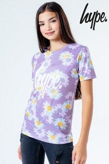 Hype. Kids Multi Daisy T-Shirt
