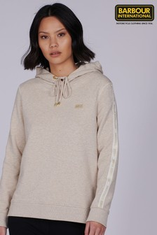 Barbour® International Logo Grid Hoody