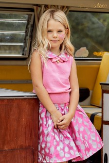 Angel's Face Pink Sheba Skirt