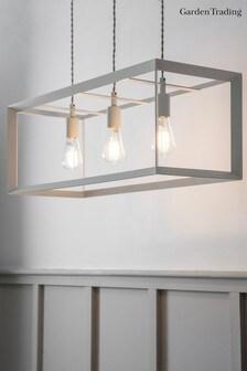 Brunswick Pendant Large Light by Garden Trading