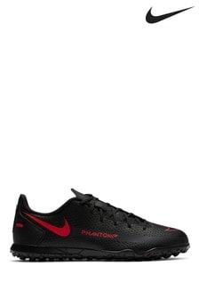 Nike Black Phantom GT Club Turf Junior and Youth Football Boots