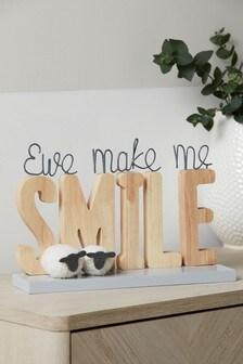 Ewe Make Me Smile Ornament