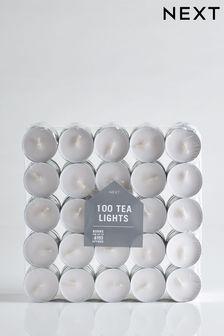 100 Tealight Candles